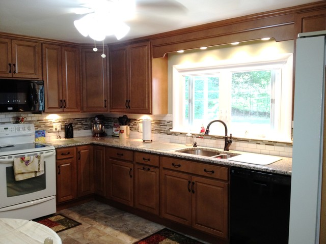 Diamondprelude Torrington Traditional Kitchen Bridgeport By Lowe 39 S Of Torrington Ct