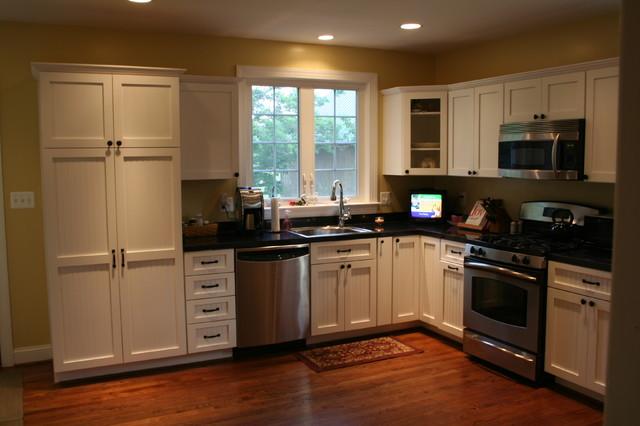 Dickerson Kitchen Addition traditional-kitchen