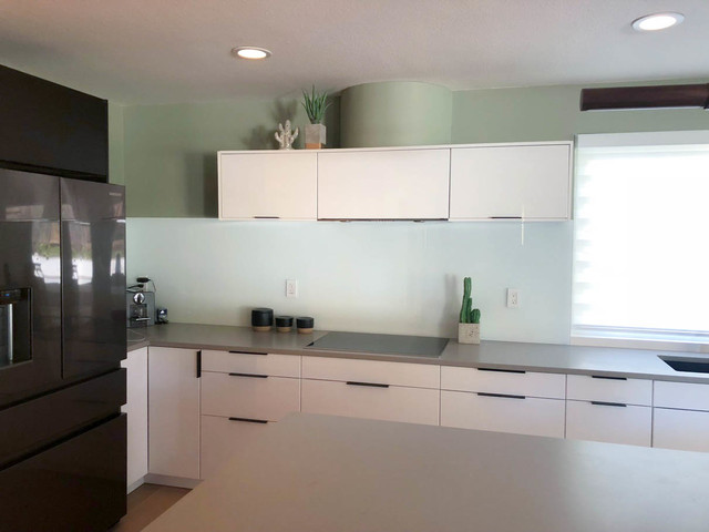 Did You Hire A Cabinet Installer To Install Your Ikea Kitchen Modern Kitchen San Francisco By Inspired Kitchen Design Houzz