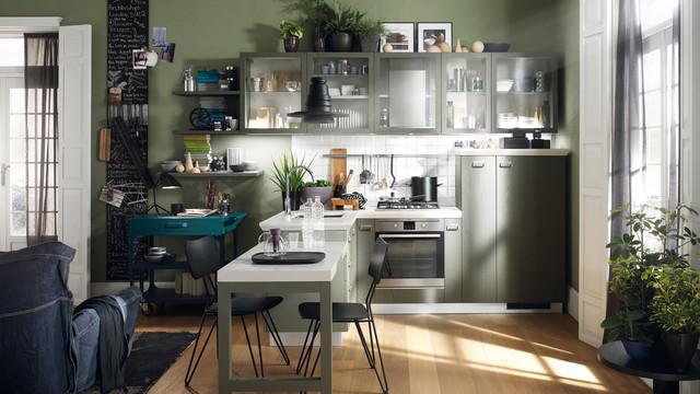 Diesel Kitchen - Industriale - Cucina - Melbourne - di Scavolini ...