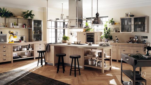 Diesel Social Kitchen - Industrial - Kitchen - Melbourne - by Scavolini  Kitchen, Living and Bathroom | Houzz
