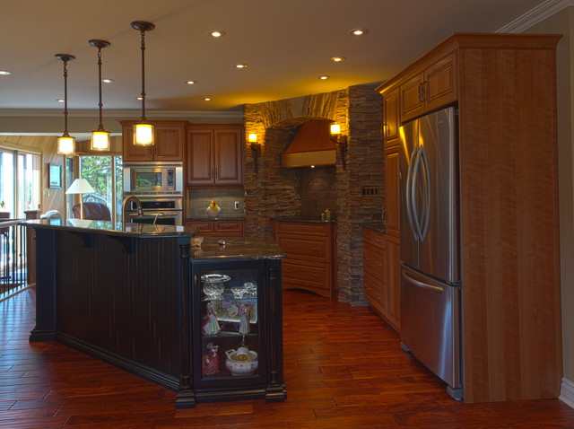 Dietrich Renovation Eclectic Kitchen Toronto By