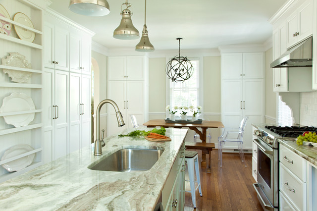 Dillwyn Road Richmond Virginia Kitchen Richmond By H2 Interior Design