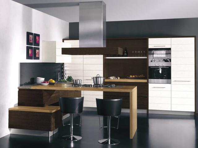 Dina Italian Kitchen modern-kitchen