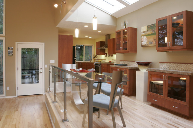 Dining/Kitchen Remodel contemporary-kitchen