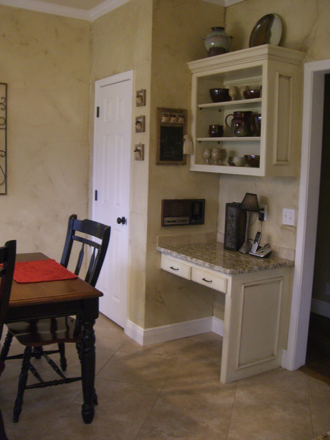 dining rooms breakfast nooks kitchen desks computer desk in dining room transitional with my houzz