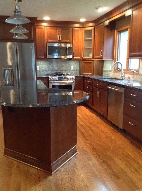 Direct Replacement Transitional Kitchen Other Metro By Cheryl Oldershaw Chant
