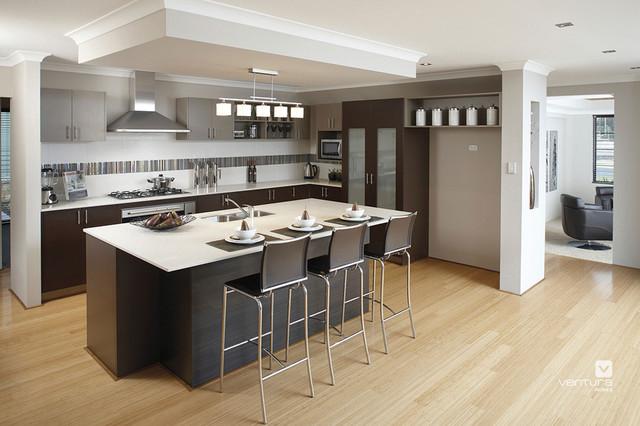 Display home the connoisseur - Casas americanas por dentro ...