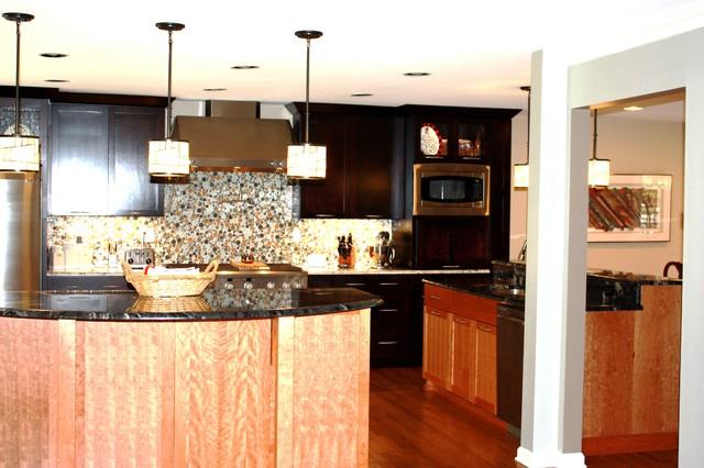 Distler Kitchen and Master bath remodel modern-kitchen