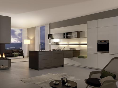 - Modern keukenplan ...