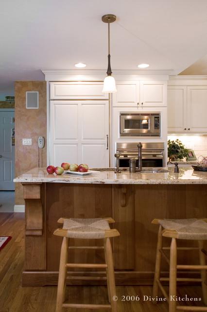 Http Www Houzz Com Photos 66838 Divine Kitchens Llc Traditional Kitchen Boston