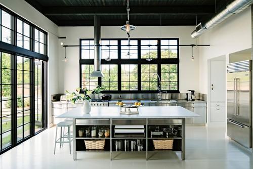 Test Kitchen Design rattlebridge farm: imaginary test kitchens for food bloggers