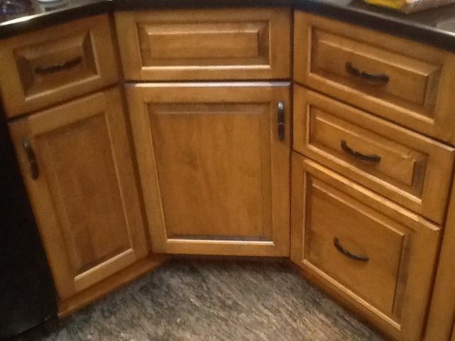 Dix Hills kitchen - Kitchen - new york - by Keystone Kitchen Cabinets & Cabinet Refacing