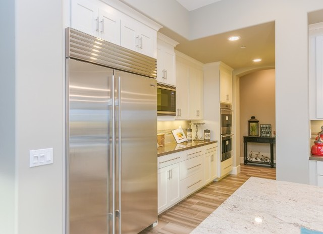 Dixieline Lumber & Home Centers - Transitional - Kitchen ...