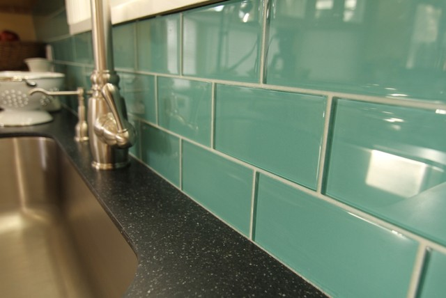 """diy """"i hate my kitchen ~ retro gone wrong!"""" - contemporary"""