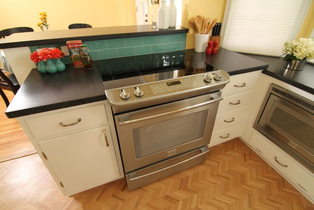 Diy I Hate My Kitchen Retro Gone Wrong Contemporary