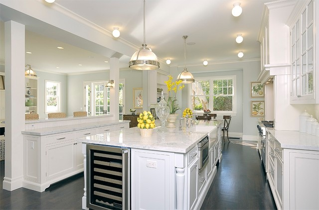 Dobbins Place Traditional Kitchen Los Angeles By Core Development Group Inc
