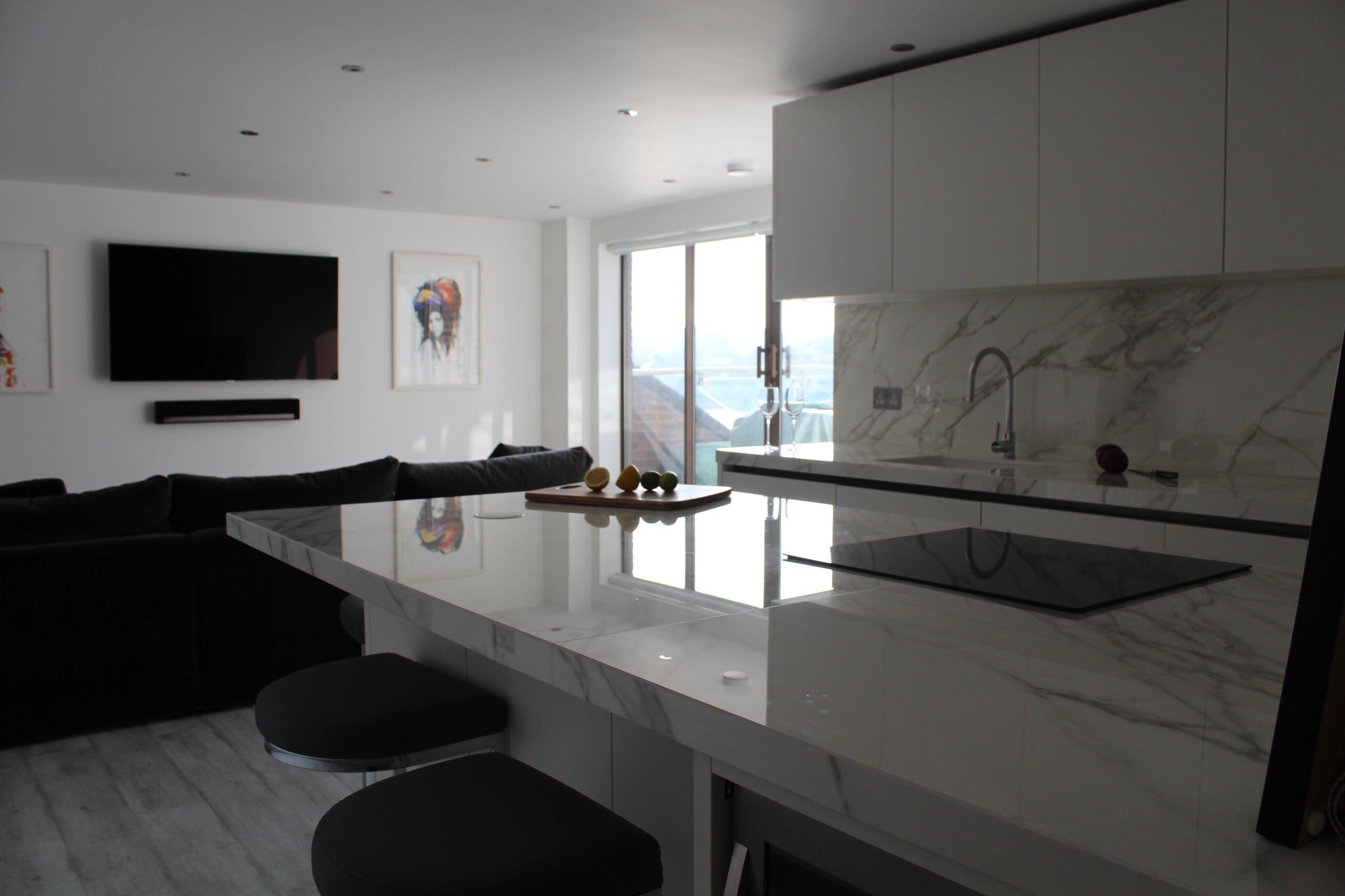 Docklands Apartment