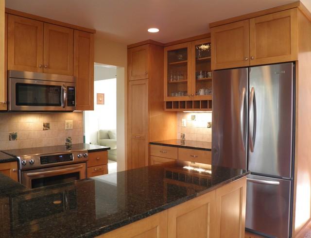 Doerry Kitchen 2 contemporary-kitchen