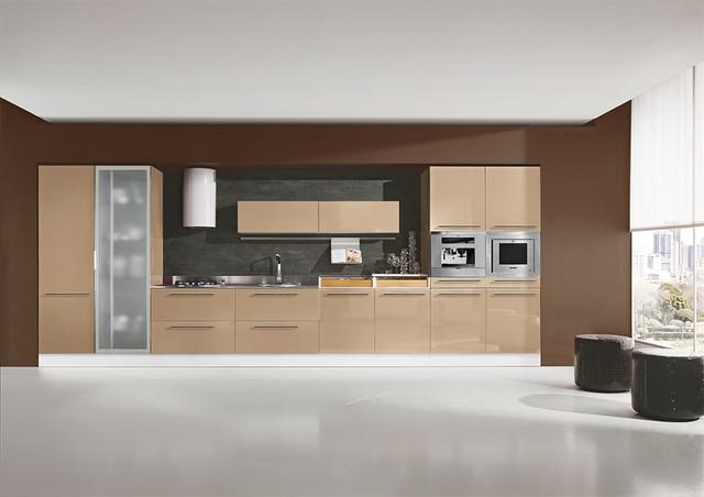 Doga Flat Kitchen Modern Kitchen San Diego By Aran