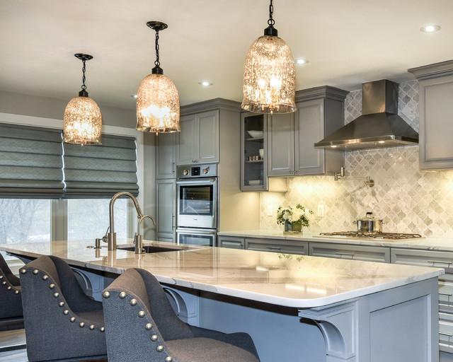 Dogwood kitchen classique chic cuisine dc metro par marsoni home restoration for Cuisine classique chic