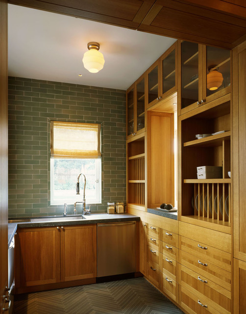 Dolores Street Residence traditional-kitchen