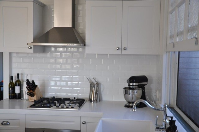 Domestic Kitchen Splashback