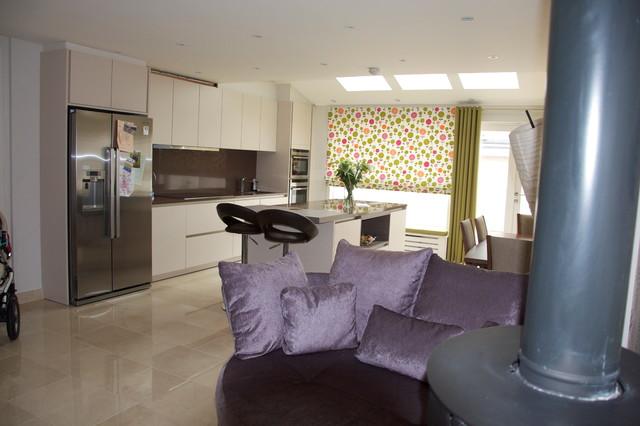 Domestic Work Modern Kitchen Dublin By Kitt Interiors