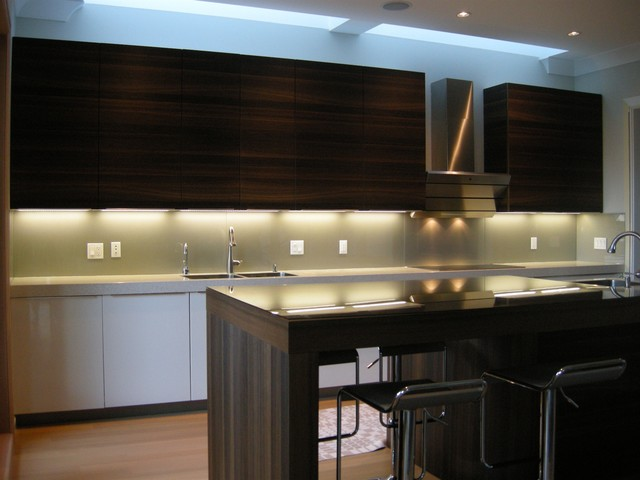 Doncaster Kitchen in Vancouver - Contemporary - Kitchen - vancouver