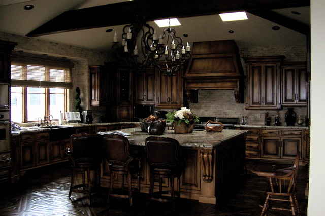 Doni Flanigan Interior Design Artist kitchen