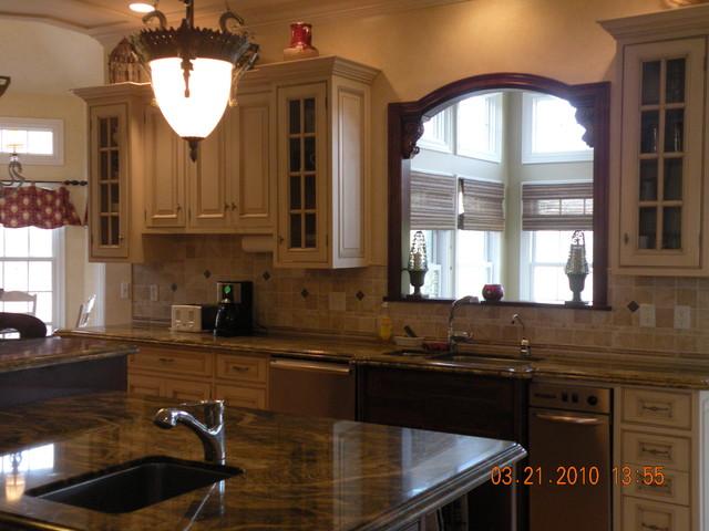 Donna Briceland traditional-kitchen