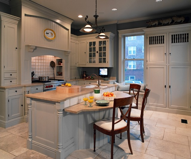 Donnelley traditional-kitchen