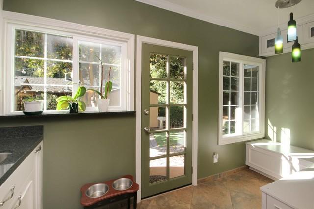 Door Glass Front