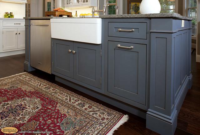Door style: Pendleton 275 Inset | Species: Paint grade | Finish ...