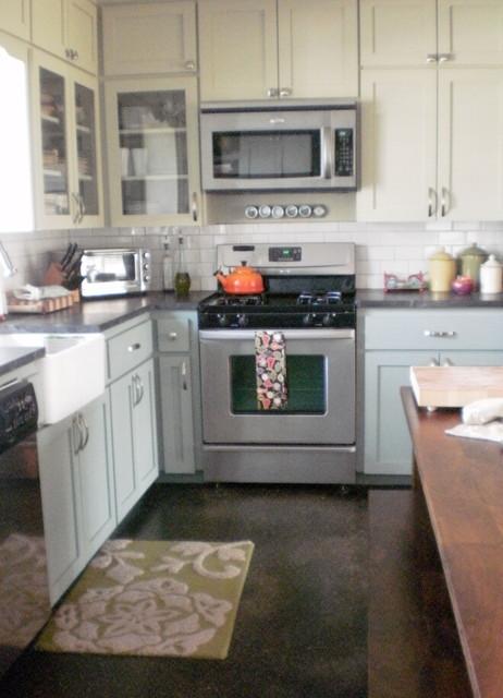 Dorado Soapstone Installed - Kitchen traditional-kitchen