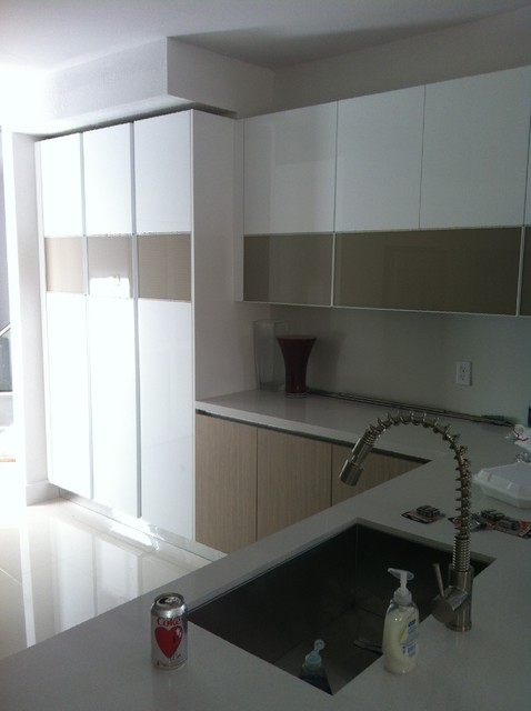 Kitchen And Bath Outlet Doral Doral Fl Residence Modern Kitchen Other By  Yamini