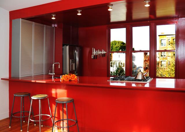 Doro Deux modern-kitchen