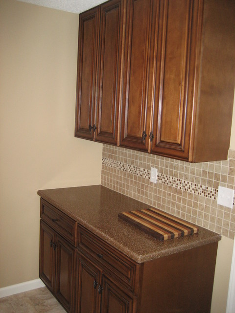 Dorothy And Larry Liberty Mo Traditional Kitchen Kansas City By Choice Cabinet Kc
