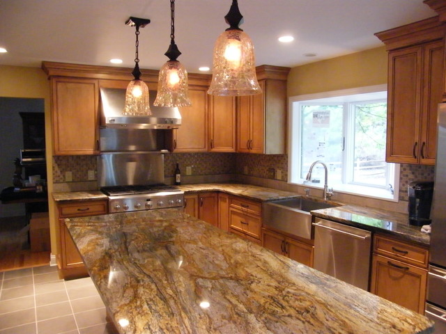 Doty Kitchen traditional-kitchen