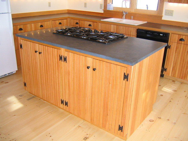 ... - Traditional - Kitchen - other metro - by Vermont Fine Woodworking