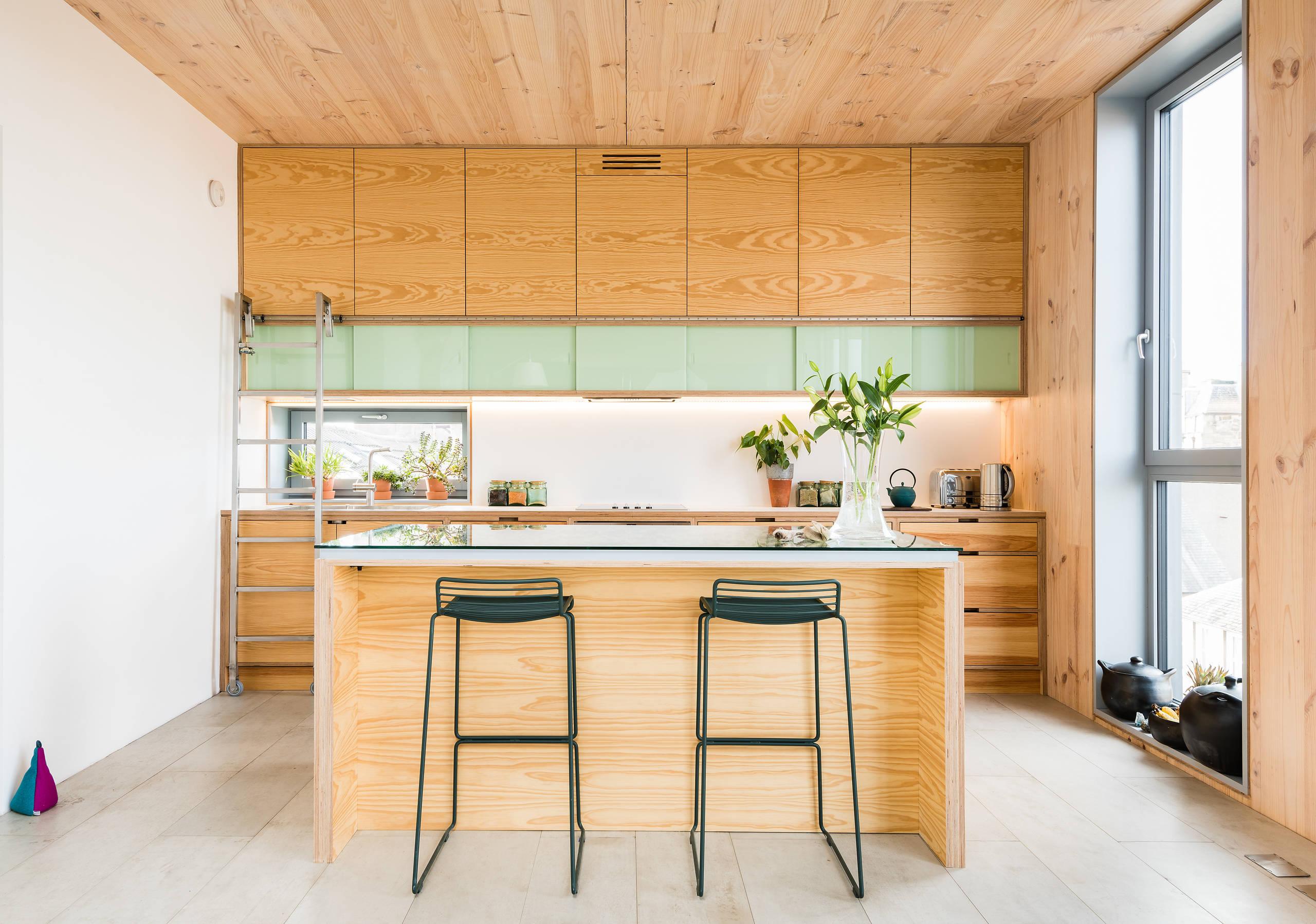 Plywood Kitchen Ideas Photos Houzz