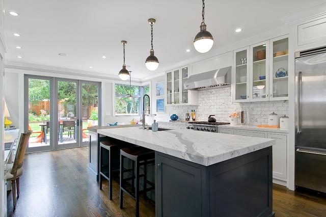 Douglass transitional-kitchen