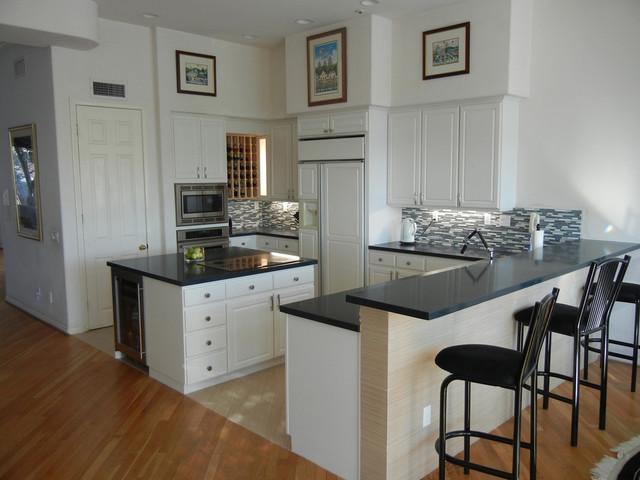 Dove Canyon Kitchen Project modern-kitchen