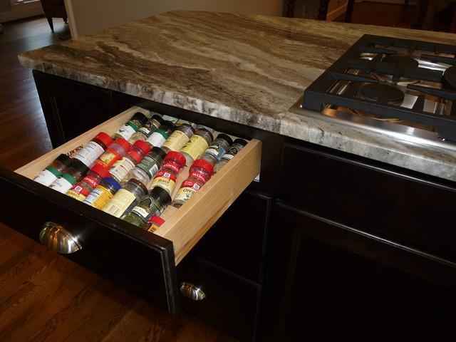 Dove Gray kitchen- Lovette Construction transitional-kitchen