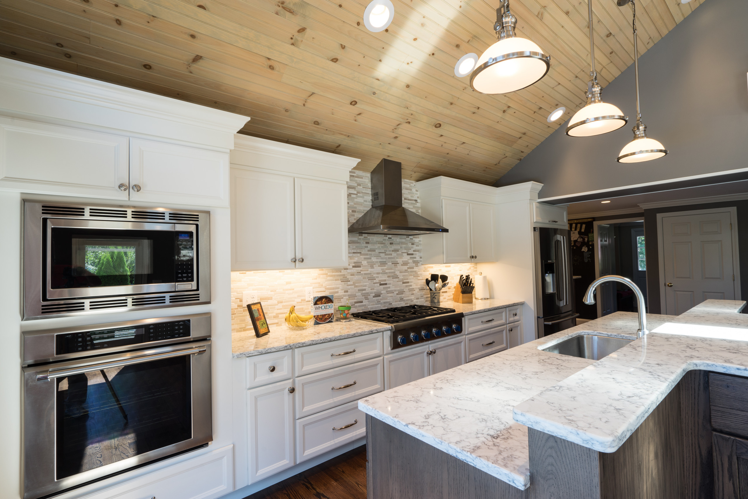 Dover Transitional Kitchen