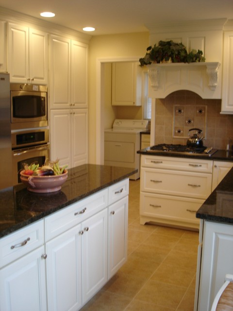 Downstate Residential Designs traditional-kitchen