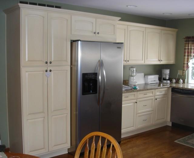 Residential Kitchen Design Ideas ~ Downstate residential designs traditional kitchen