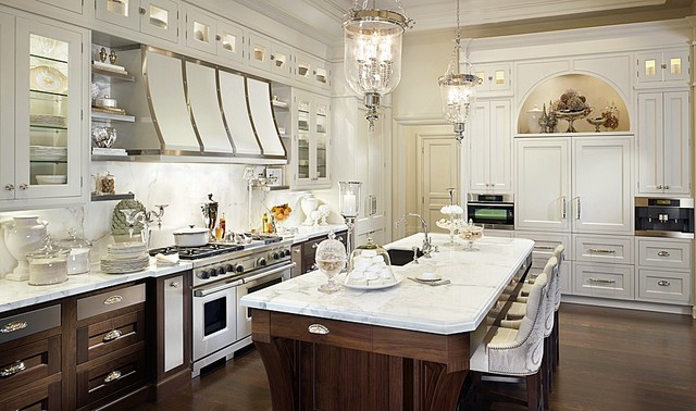 Downsview Kitchens - Transitional - Kitchen - Montreal - by Cuisines ...