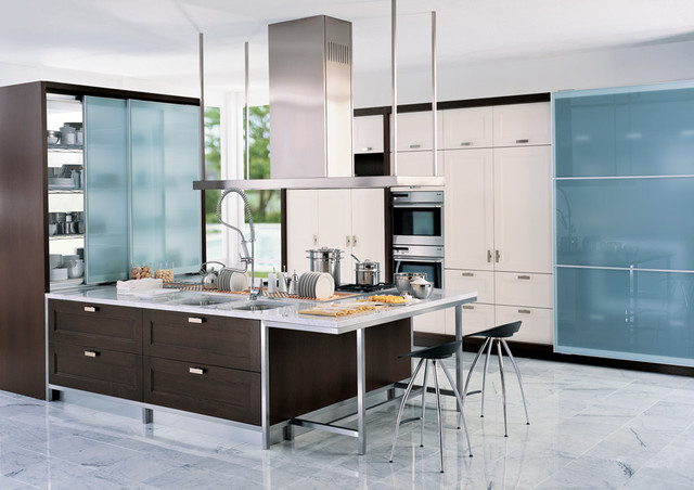 Downsview Kitchens Portfolio contemporary-kitchen
