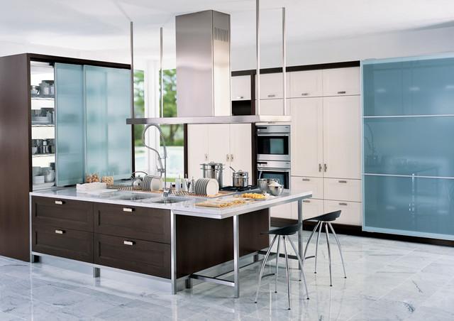 Downsview Kitchens Portfolio contemporary-kitchen